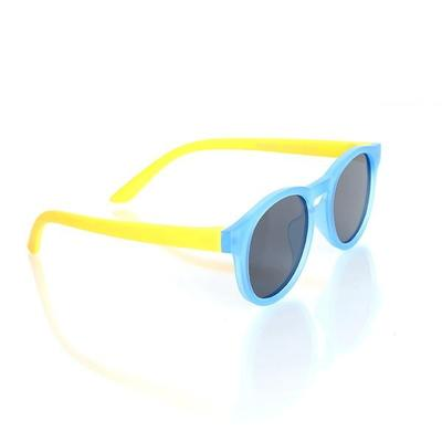 BOYS SUNGLASSES - BLUE AND YELLOW