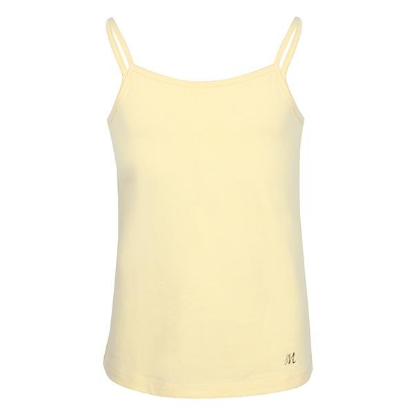 GIRLS CHAMOMILE BASIC SPAGHETTI TOP