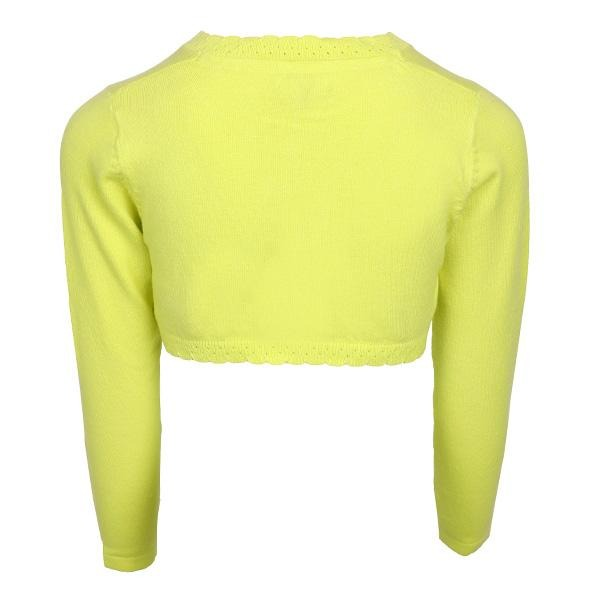 LEMON GREEN BOLERO
