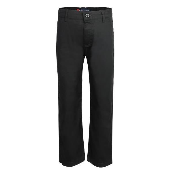 black chinos pants/trouser-ruffntumble