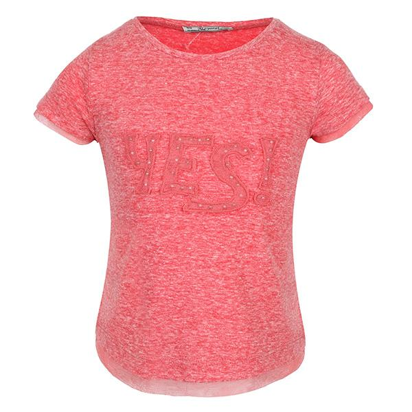 Girls Red YES Casual Tee