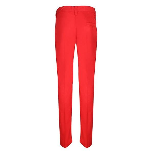 BOYS 3 POCKET RED TROUSER - ruffntumblekids