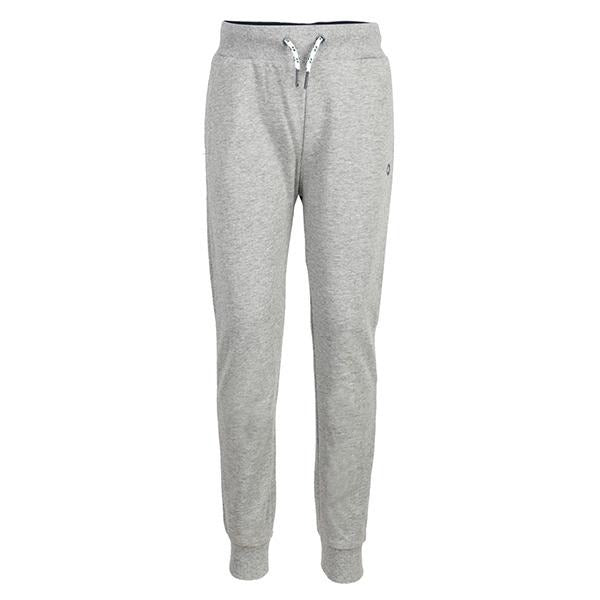 GREY CUFFED FLEECE JOGGERS