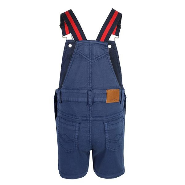 BOYS BLUE BABY DUNGAREE