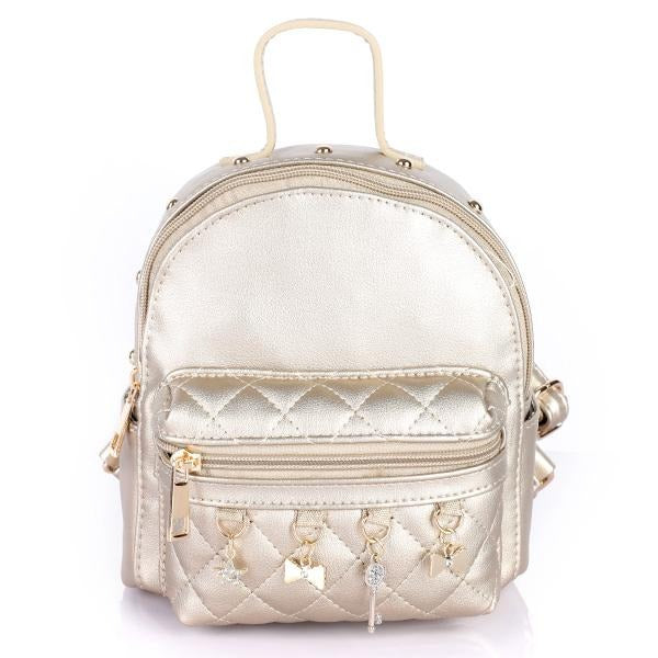 GIRLS GOLD BACK PACK - ruffntumblekids