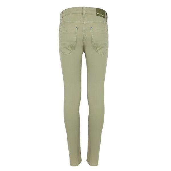 BOYS LIGHT GREY SLIM FIT TROUSER