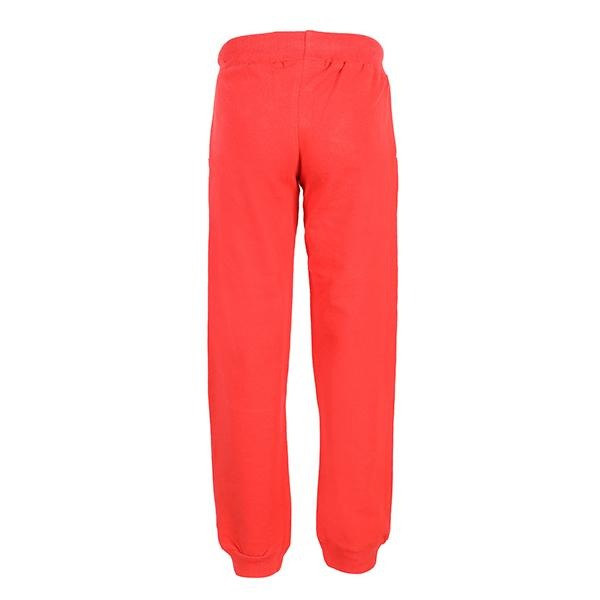 Girls Red Joggers_Ruffntumble