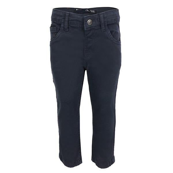 BOYS NAVY REGULAR TROUSER - ruffntumblekids