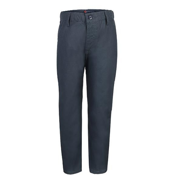 BOYS NAVY BLUE CHINO TROUSER