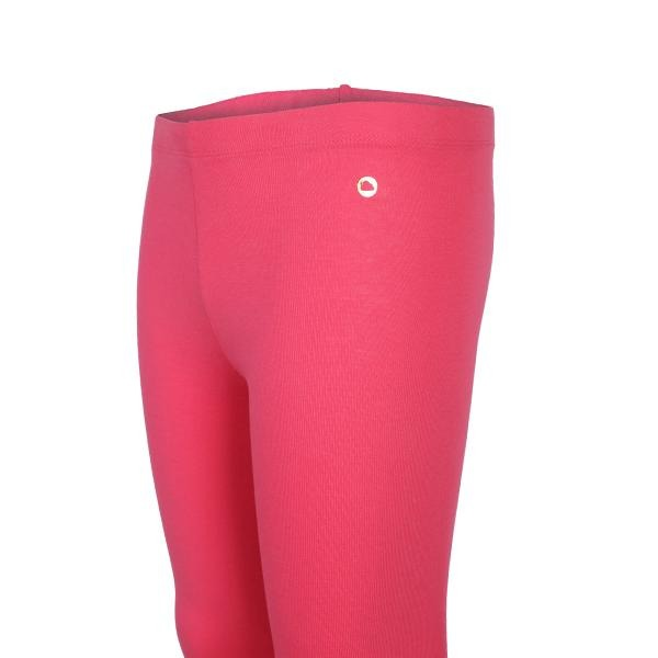 GIRLS FUCHSIA SHORT BASIC LEGGINGS - ruffntumblekids