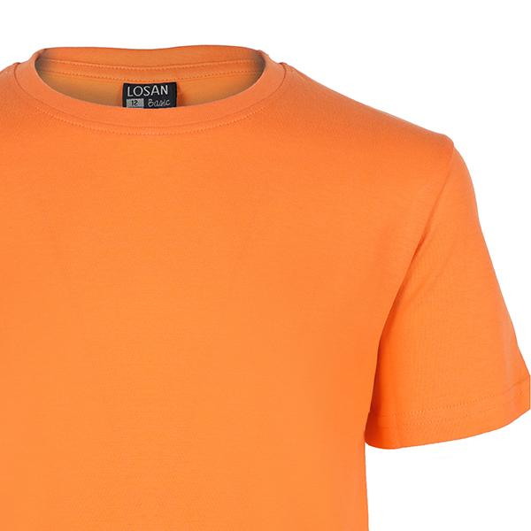 BOYS ORANGE TEE SHIRT - ruffntumblekids