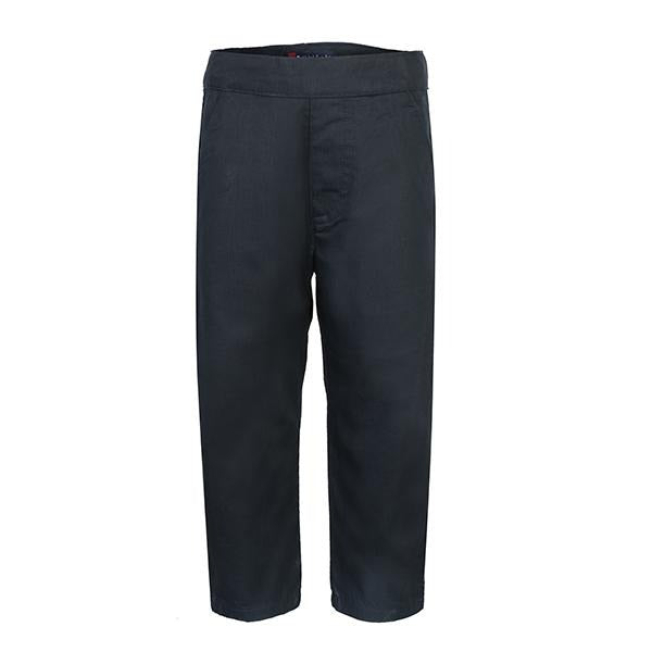 Navy Blue Regular Chino Trouser_Ruffntumble