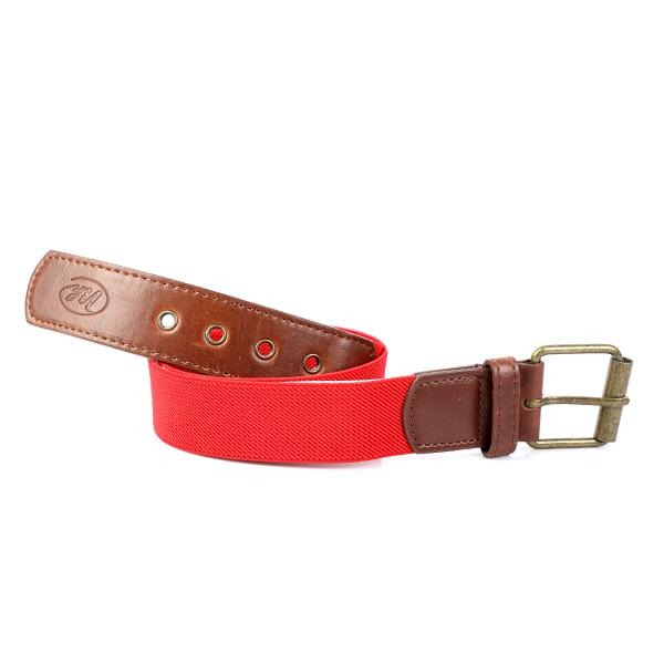 BOYS RED ELASTIC BELT - ruffntumblekids
