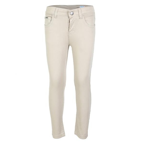 BOYS GREY SLIM FIT SERGE TROUSER_RUFFNTUMBLE