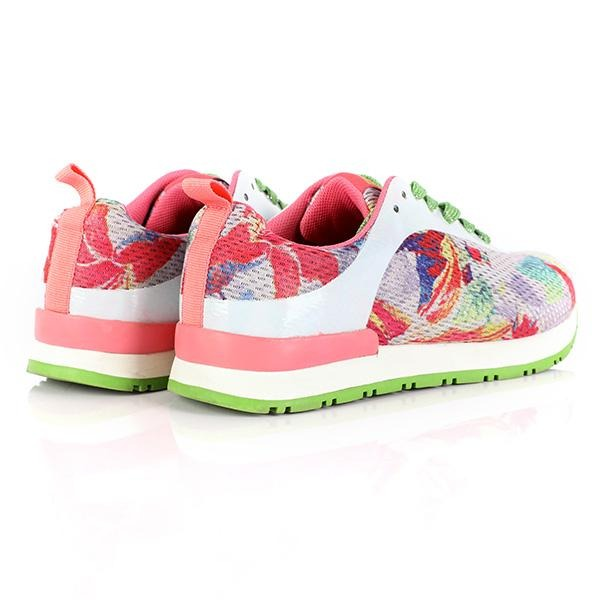 GIRLS MULTICOLOUR FOXY TRAINERS_RUFFNTUMBLE