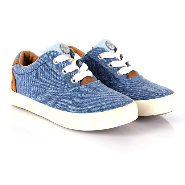 BOYS DENIM KNIT CITY SNEAKERS_RUFFNTUMBLE