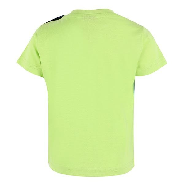 BOYS GREEN SURFER RIDE T-SHIRT - ruffntumblekids