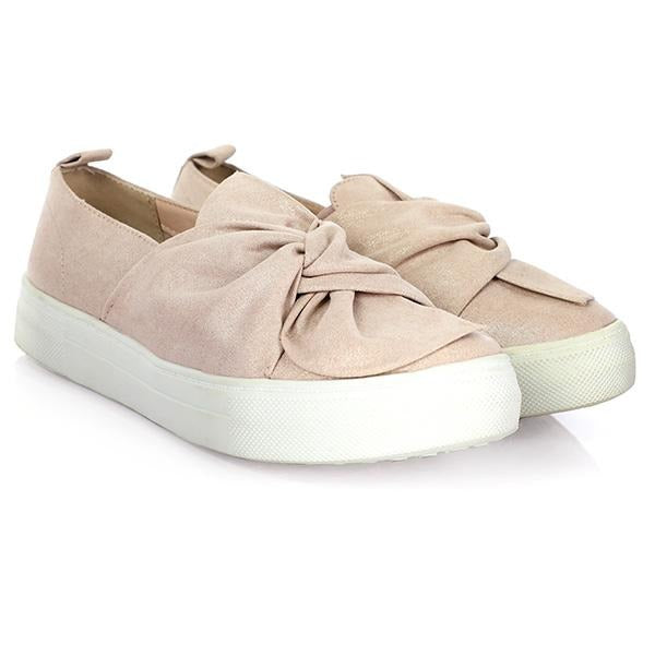 Nude Ladies Casual Sneakers_Ruffntumble