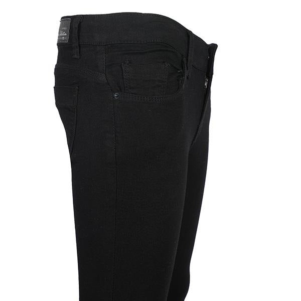 BLACK SKINNY DENIM