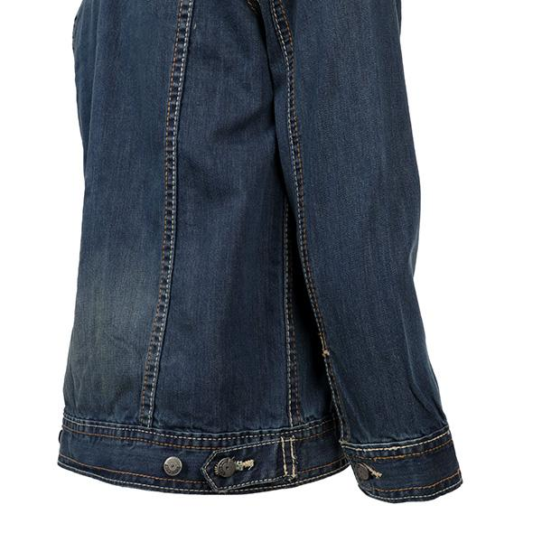 BOYS BLUE DENIM JACKET - ruffntumblekids