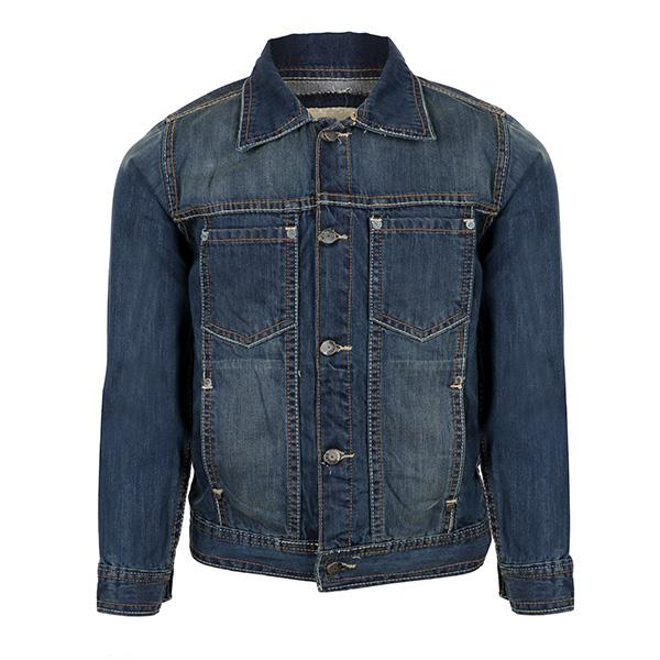 boys denim jacket-ruffntumble