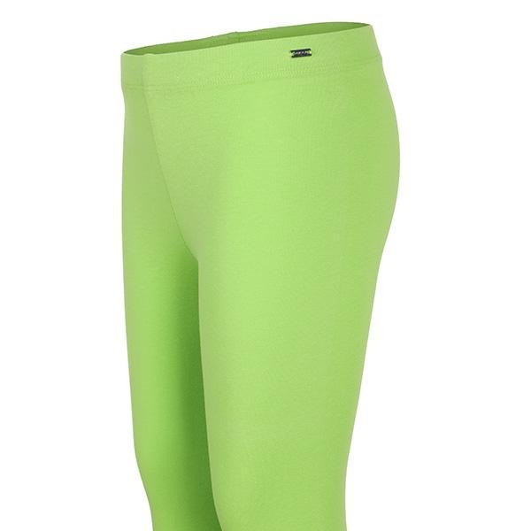 Big GIRLS BRIGHT GREEN BASIC LEGGINGS - ruffntumblekids