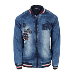 blue denim jacket-ruffntumble