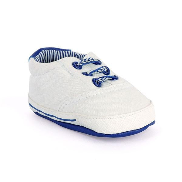 BOYS WHITE SPORT SNEAKERS