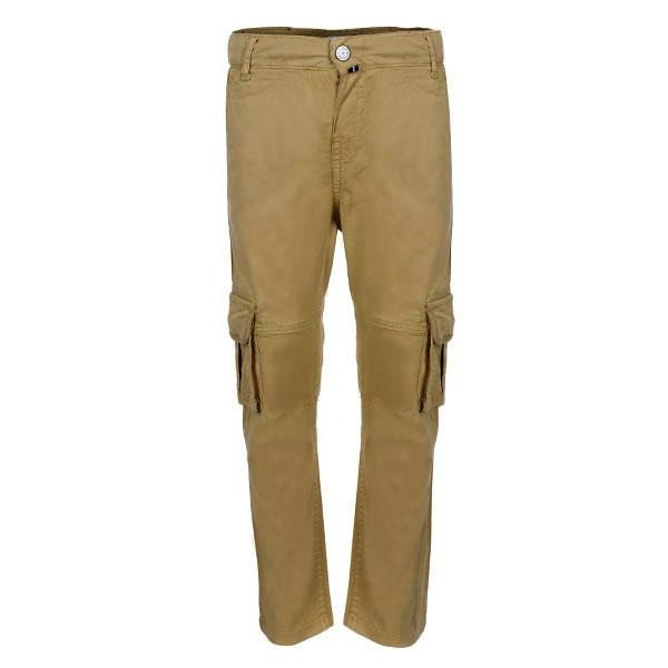 brown cargo pants-ruffntumble