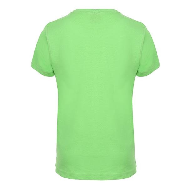 BOYS GREEN PLAIN T-SHIRT - ruffntumblekids
