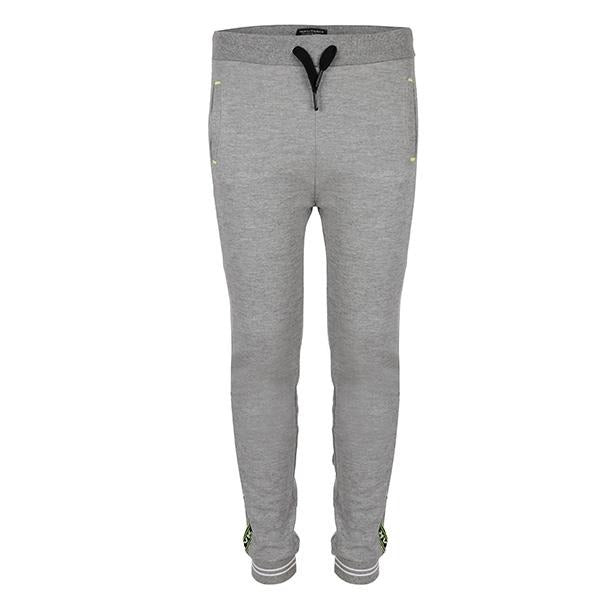 grey joggers-ruffntumble