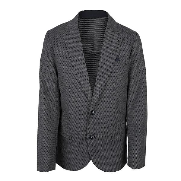 grey linen jacket-ruffntumble