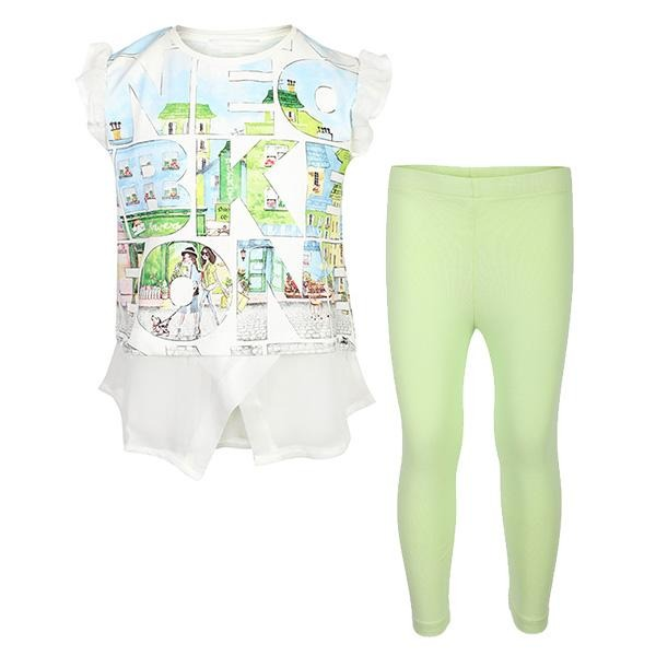 KIWI LEGGINGS SET - ruffntumblekids