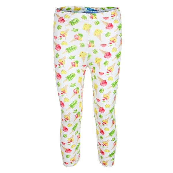 MULTICOLOR ICECREAM LEGGINGS - ruffntumblekids