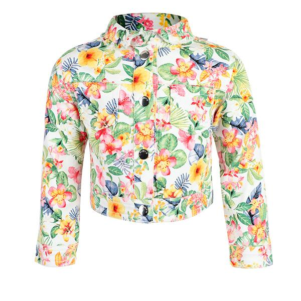 multi-color floral print jacket_ruffntumblekids
