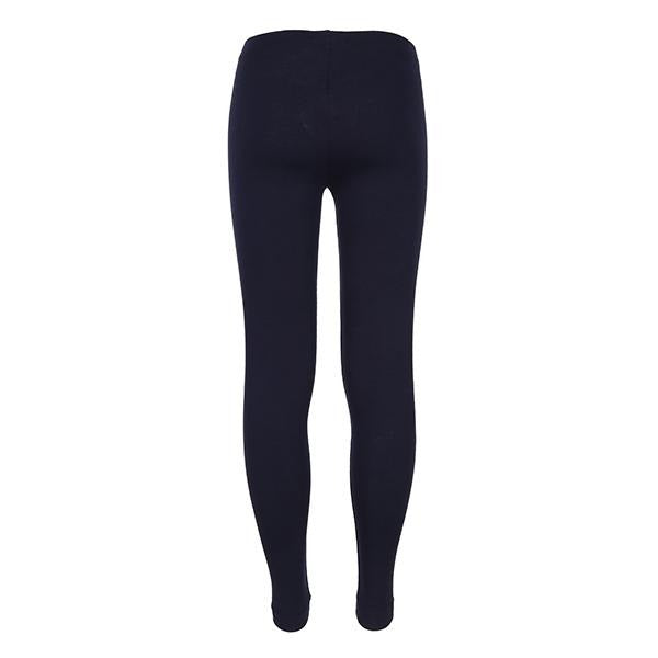 NAVY LONG BASIC LEGGINGS