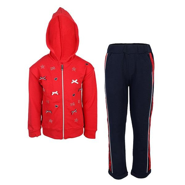 RED BOW TRACKSUIT