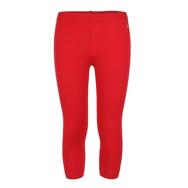RED BASIC SHORT LEGGINGS