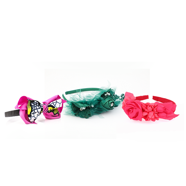 Girl's Hair Bow - Bundle - ruffntumblekids