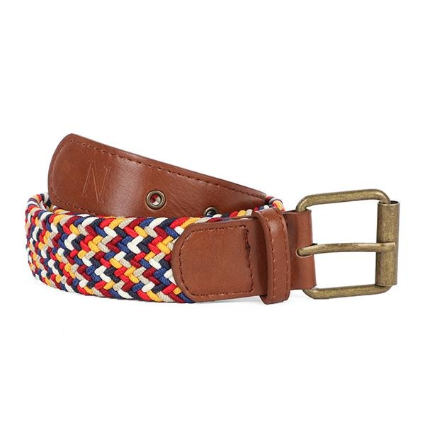 BOYS MULTICOLOR ELASTIC BELT - ruffntumblekids
