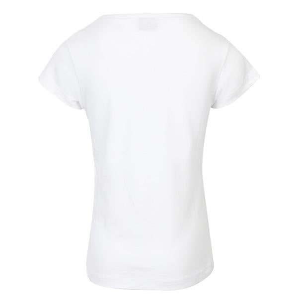 WHITE PLAIN BASIC T-SHIRT