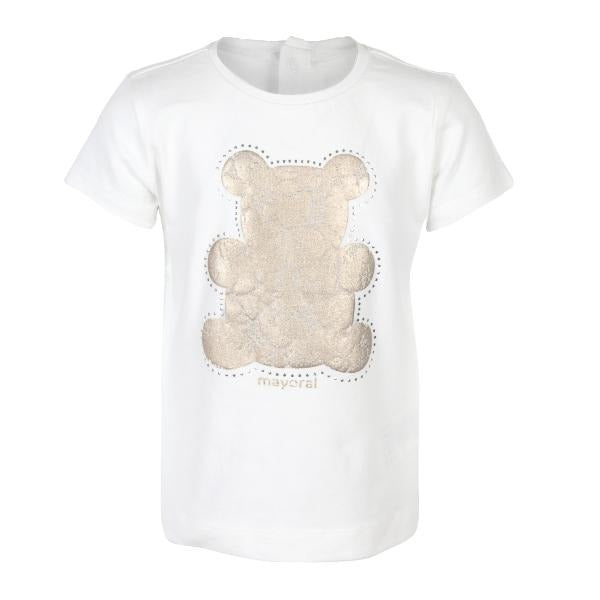 White Teddy Bear T-Shirt