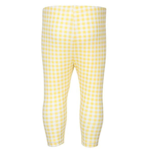 Yellow Perfume Leggings Set