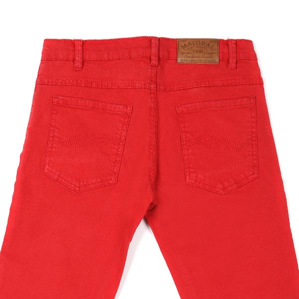 BOYS CHERRY 5 POCKETS TWILL TROUSER - ruffntumblekids