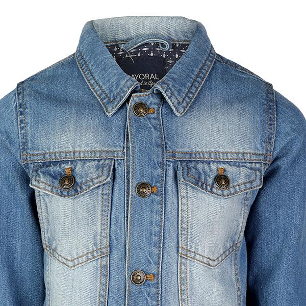 BOYS BASIC JEAN JACKET - ruffntumblekids