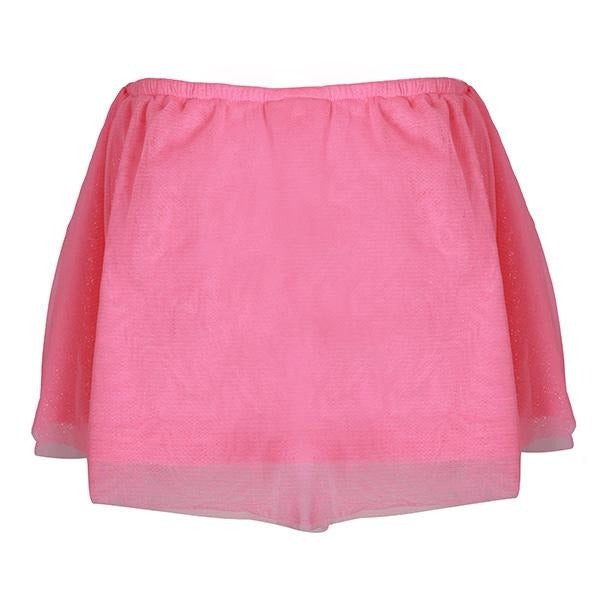 GIRLS PINK SKIRT - ruffntumblekids