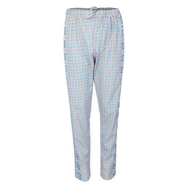 GIRLS PAPAYA PRINTED PANTS - ruffntumblekids