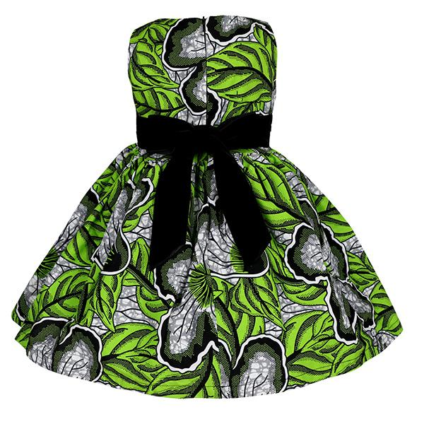 ANKARA DRESSES FOR GIRLS
