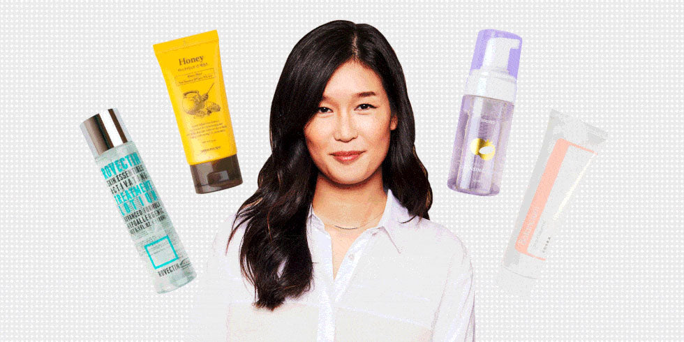 [Marie Claire] Korean Beauty Expert Charlotte Cho Shares Her Top Products of 2019