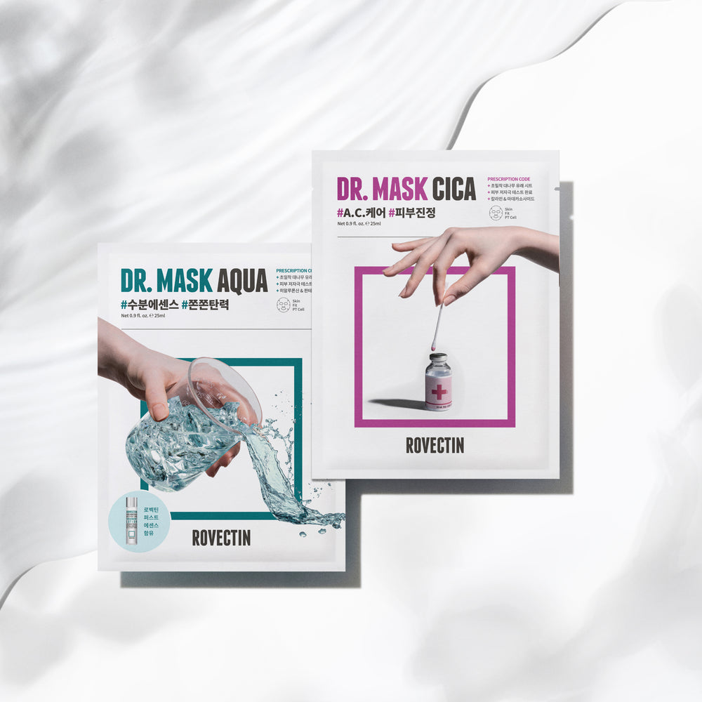 Dr. Mask Cica - Rovectin Skin Essentials